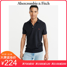 Abercrombie&Fitch男装弹力polo衫209386AF