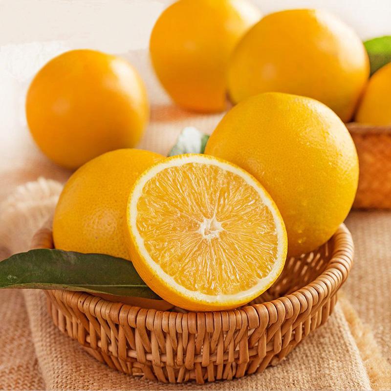 湖南麻阳冰糖橙新鲜水果橙子精选大果10斤装非永兴赣南脐橙柑橘