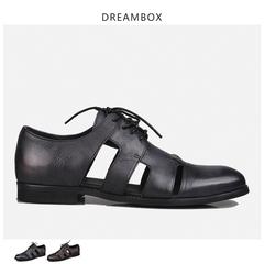 男式商务凉鞋