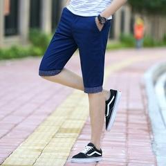 男士短裤小脚裤
