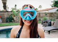 Children's Day Gifts Export to the United States Avengers Children's Adult Cool Swimming Goggles Goggles
