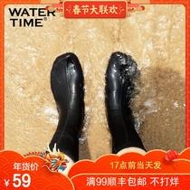 浮潜装备加厚防滑潜水袜潜水鞋冬泳袜大人儿童浮潜袜沙滩袜