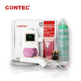 CONTEC Conte fetal heart monitor home medical pregnant pregnant doppler fetal heart rate meter curve