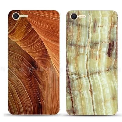 魅族魅蓝E2手机壳保护套软硅胶全包边超薄文艺大理石纹简约木纹