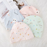 Pregnant women moon hat spring and autumn after the birth of the moon son headscarf hair with moon child maternal cotton gauze anti-wind moon hat