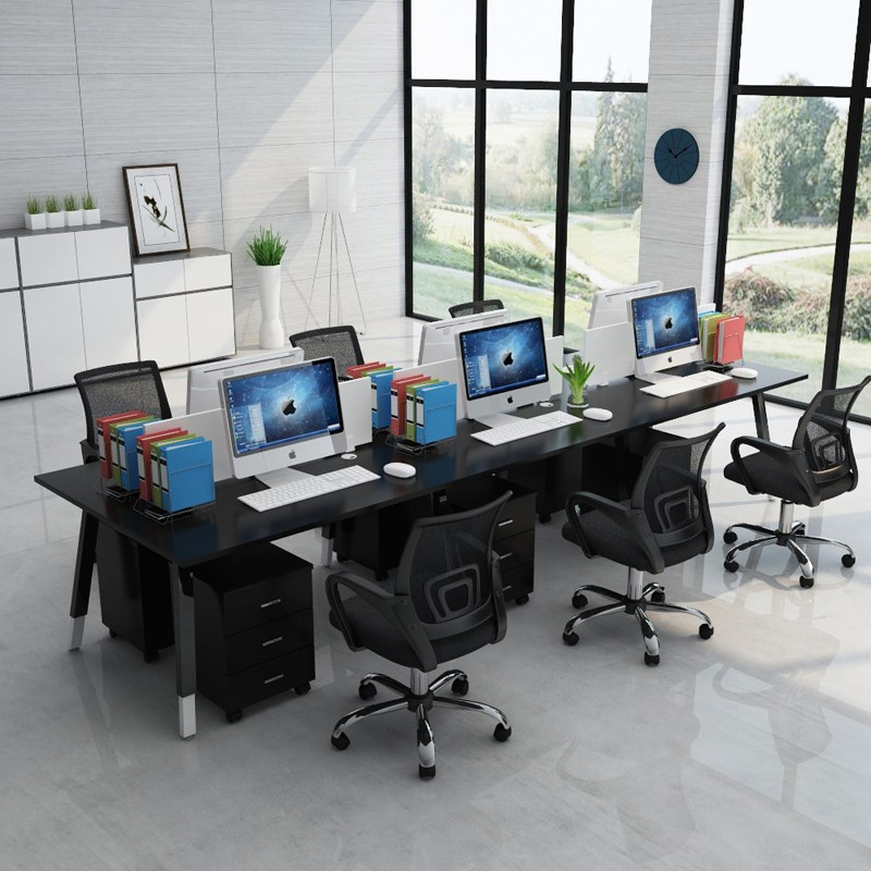 半圆形办公桌