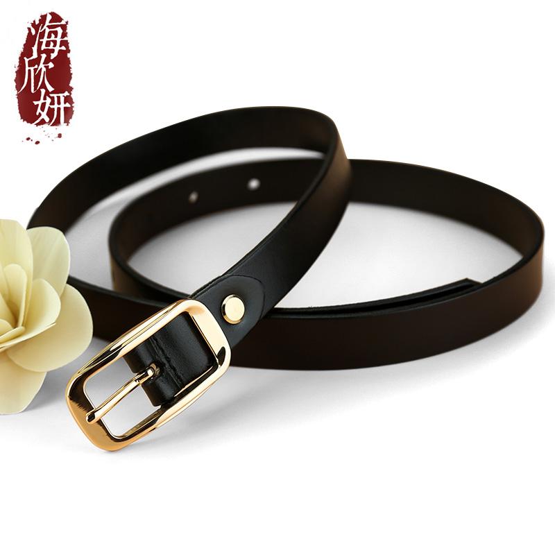 Женские кожаные ремни Артикул 557233634076