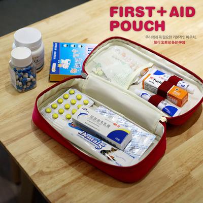 旅行户外急救包药品收纳包便携式医药包医疗包旅游应急包药箱