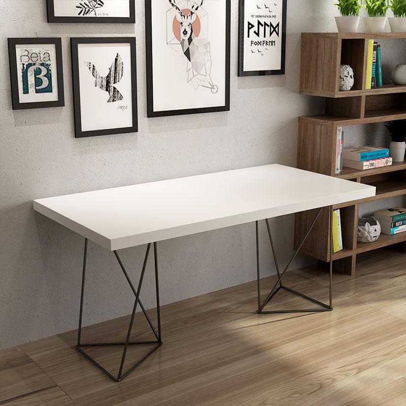 办公书桌子现代简约