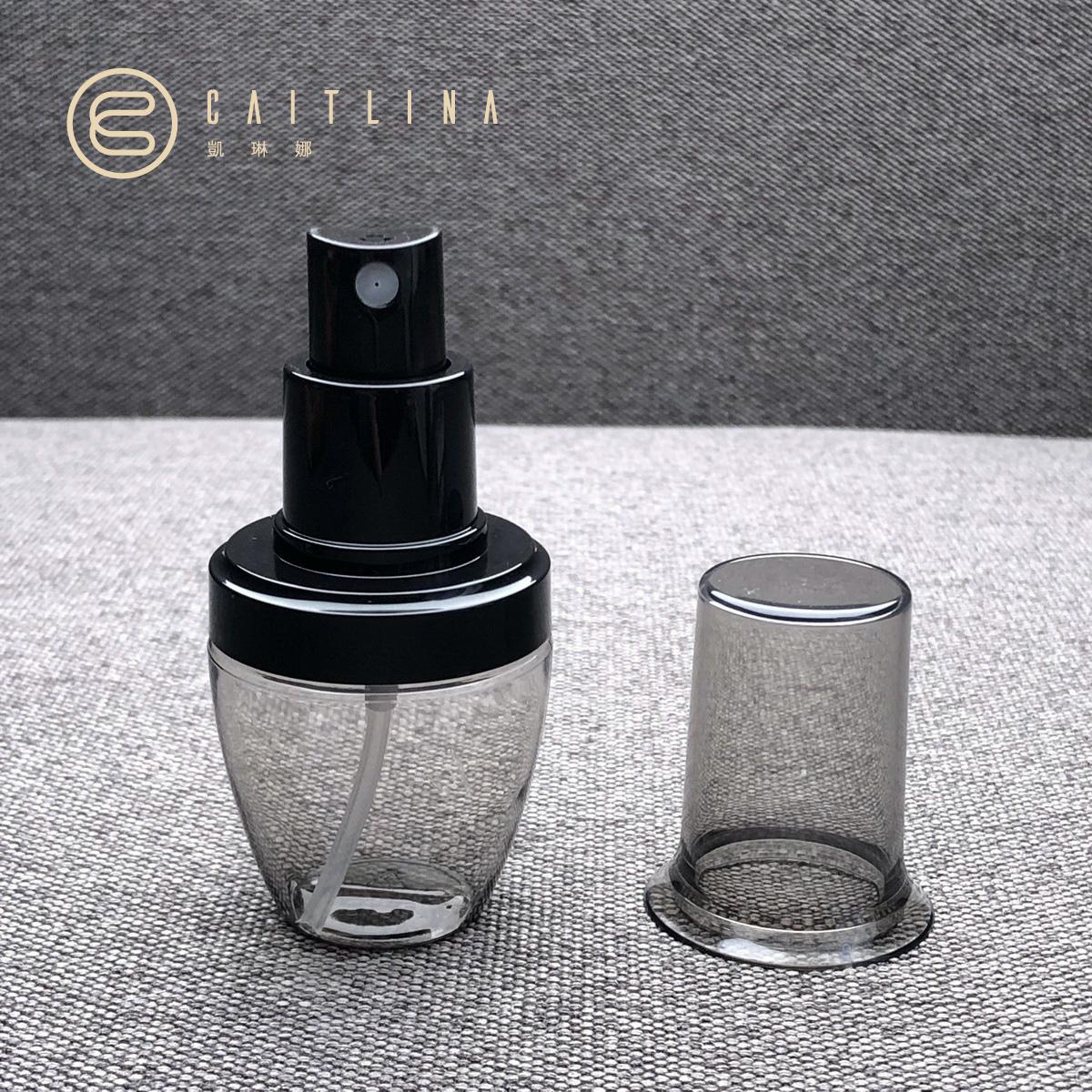 香港Caitlina喷雾瓶细雾状高档旅行分装瓶喷瓶化妆瓶爽肤水空瓶子