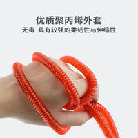 Northern pirate fishing rod lost rope rope retractable automatic shackle rod fishing outdoor fishing supplies accessories