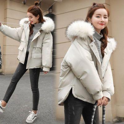 冬季外套女短款chic羽绒棉袄女2017新款韩版棉衣面包服bf棉服潮女