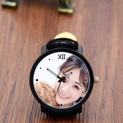 手表李一桐定制腕表男女创意照片礼品同款周边生日礼物 72VM多少钱