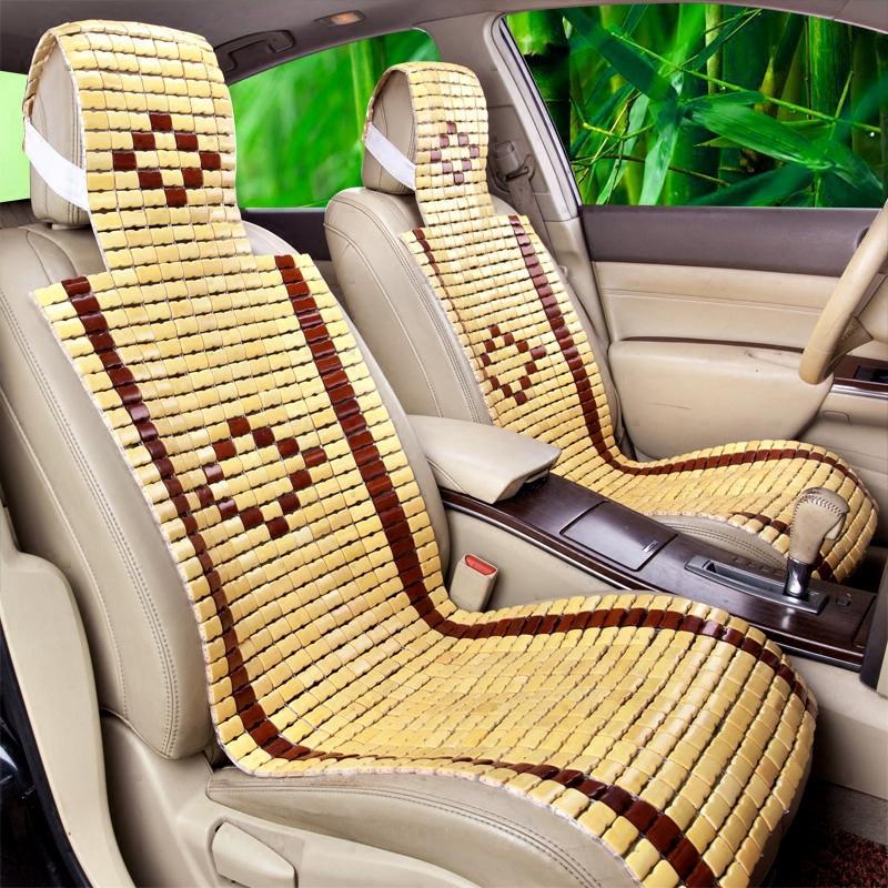 竹垫子透气车内沙发冰垫用夏季凉垫椅子
