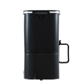 啡机家用全自动迷你 现煮磨豆机 小型手动滴漏式商用咖啡壶美式咖