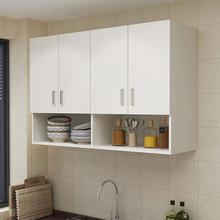 简约厨房橱柜顶柜墙壁柜吊柜卧室收纳柜浴室挂柜储物柜阳台柜壁柜