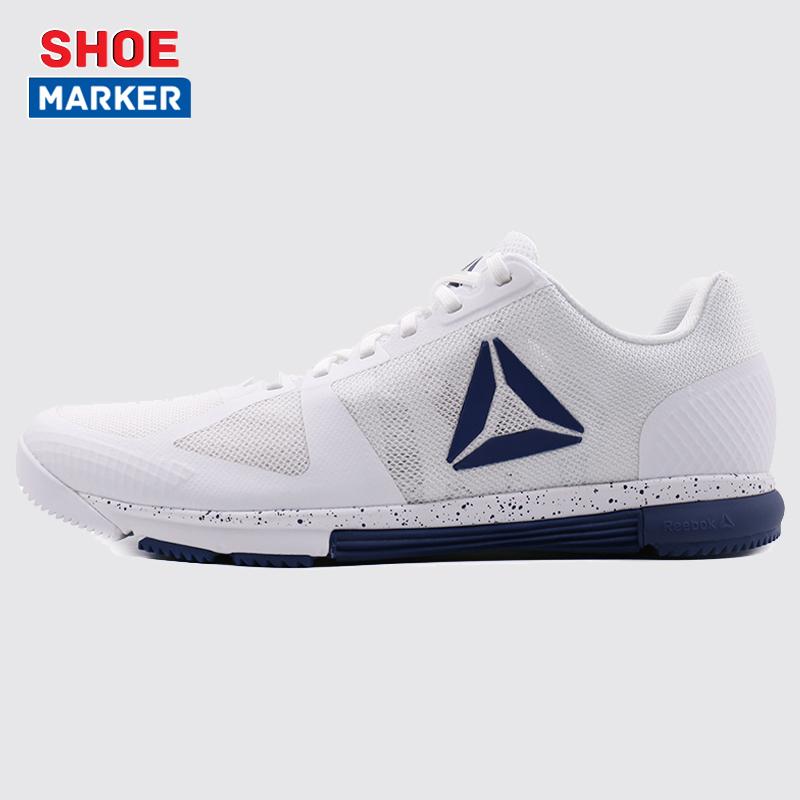 锐步男鞋2019秋款 SPEED TR 健身运动鞋透气轻便跑步休闲鞋CN5352