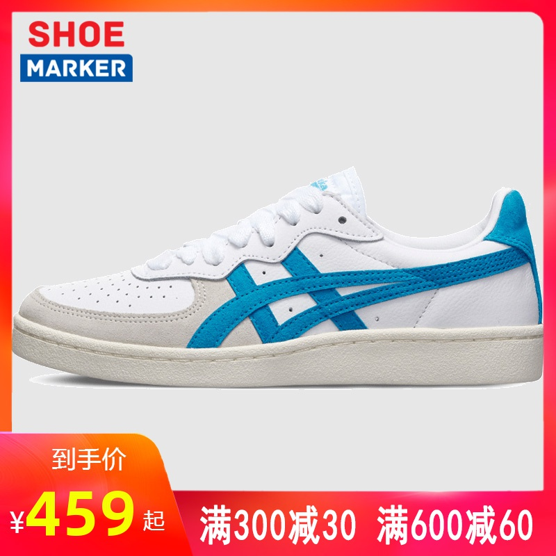 Onitsuka Tiger鬼冢虎女鞋2019冬季款运动鞋GSM休闲板鞋1182A076