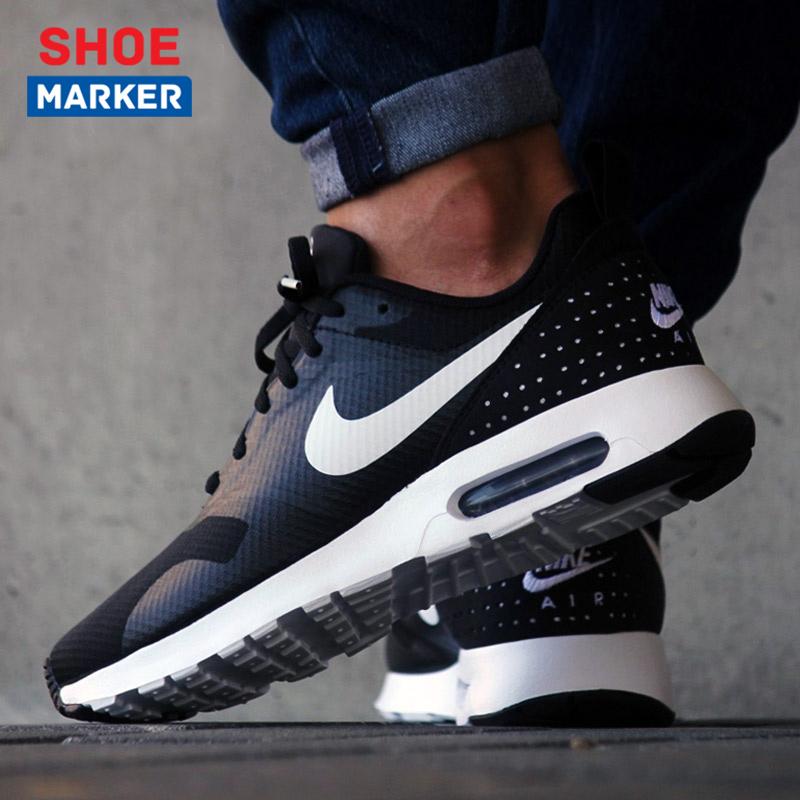 耐克男鞋2019冬季新款air max气垫运动休闲跑步鞋鞋子705149-009