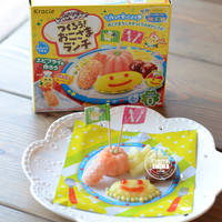 Japanese food can be eaten Kanebo DIY children's handmade mini food to play creative kitchen homemade children's lunch