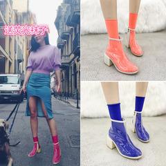 女夏季靴子