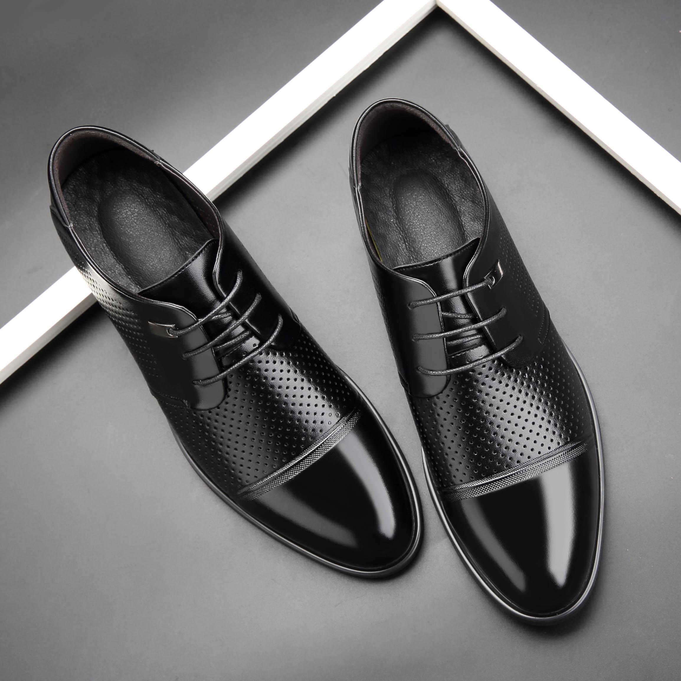 正装内增高凉鞋