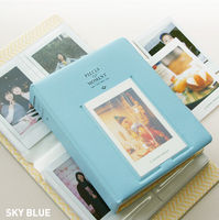 Fuji Polaroid shoots an image photo mini 3 inch photo paper album insert photo album