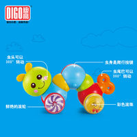 Di Gao guide training baby crawling crawling artifact baby caterpillar children 6-12 months doll toy