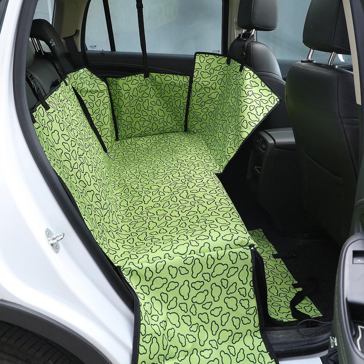 上汽荣威RX5防水宠物汽车垫车用后排双座车载垫牛津布狗狗摆件