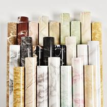 壁纸自粘门贴纸木门翻新橱柜宿舍床头柜子书桌创意装饰防水家具贴
