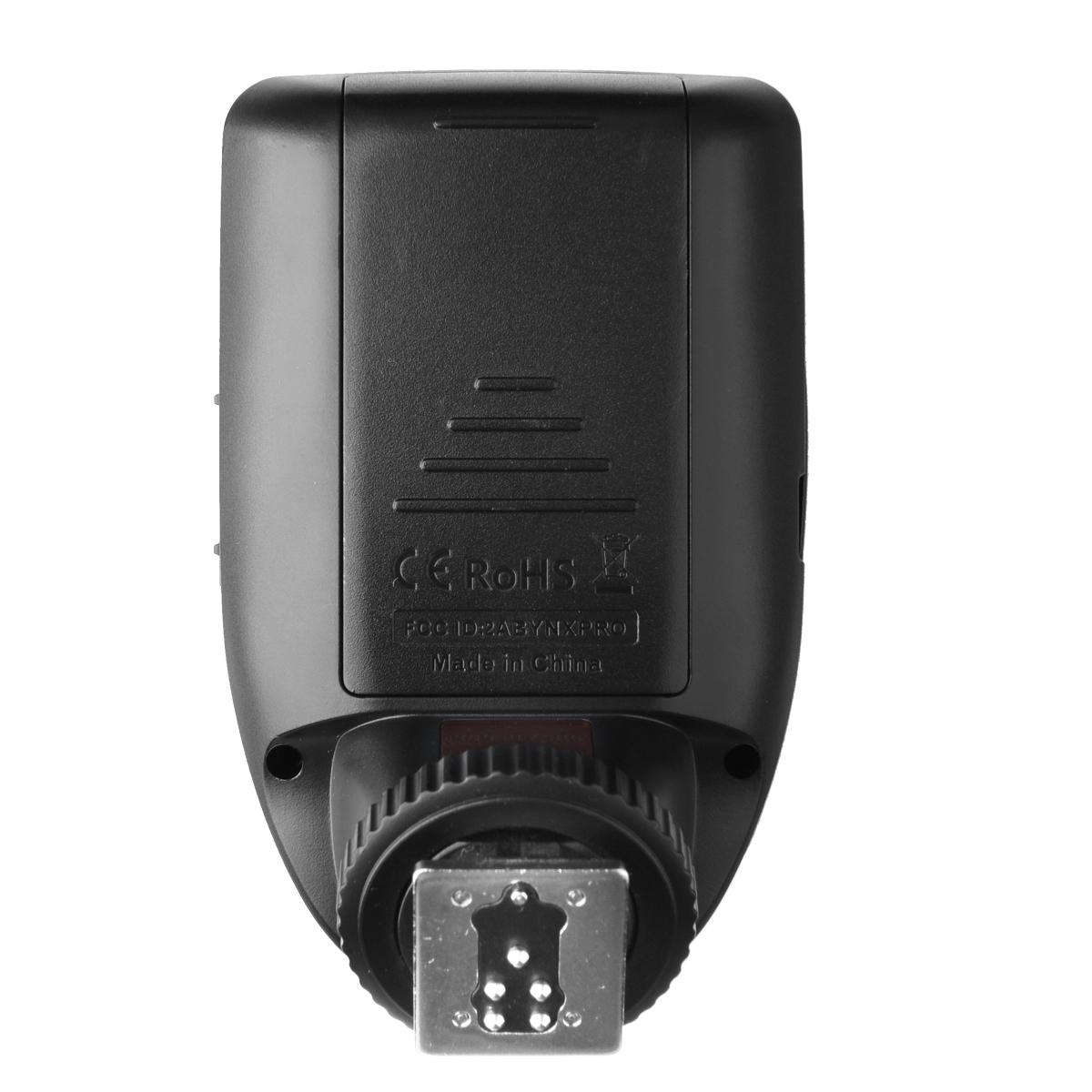 神牛 xpro-c 发射器佳能TTL无线引闪器X系统机顶灯/外拍灯/影室灯