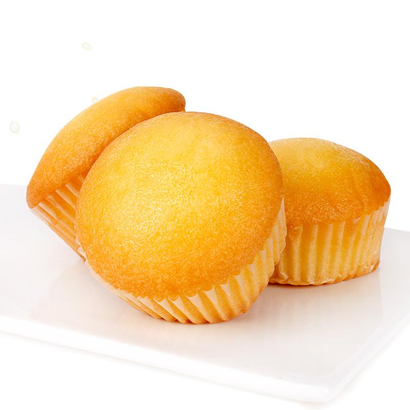 凯利来烤紫薯蛋糕1000g早餐零食整箱小蒸面包糕点心食品小吃早点