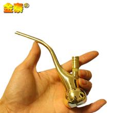 水烟斗水烟瓶 便携 复古葫芦个性 水烟壶 全套铜质 纯铜 水过滤