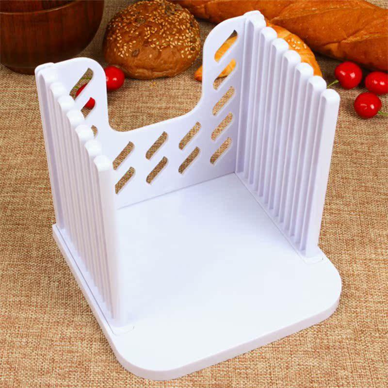 包邮家用吐司面包分片器切割面包机切片器切刀面包机工具架切面