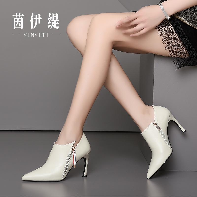 冬季全皮女鞋