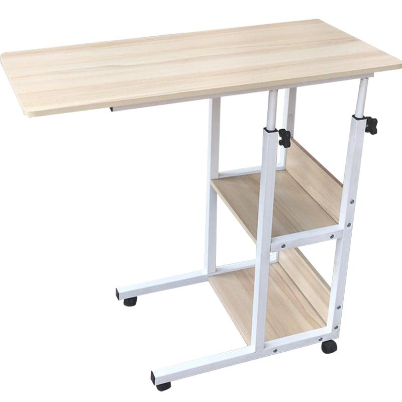 笔记本电脑懒人桌床上用升降电脑桌简约卧室小书桌可移动床边桌子