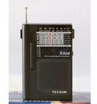 Tecsun/德生 R-808德生R808全波段超小型收音机迷你微型 立体声