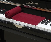 键盘披防尘养护罩 钢琴键盘布键盘尼 钢琴配件通用防尘布