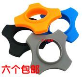 无线话筒防滑圈保护套麦克风专用四角防滚圈四角防摔圈防震圈