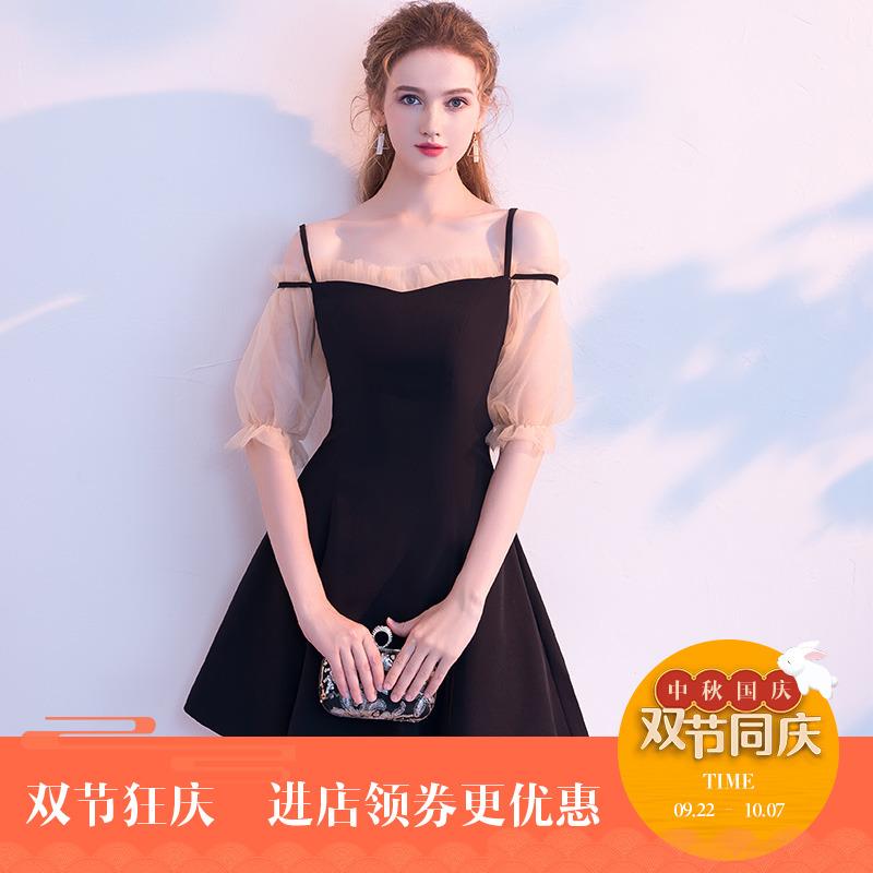 小清新礼服连衣裙