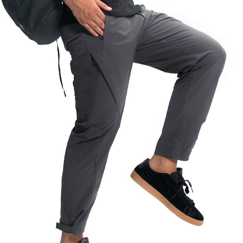 秋冬教官战术裤男修身防水九分裤特种兵军迷作训裤直筒户外工装裤
