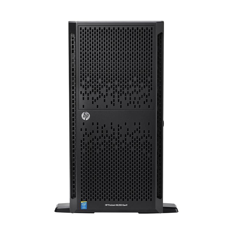 惠普/HP ML350 G9 gen9 G8 塔式服务器主机 4路GPU 深度学习 R730