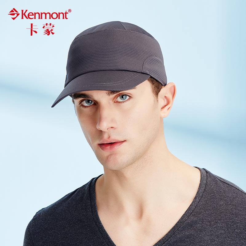 针织时尚军帽子