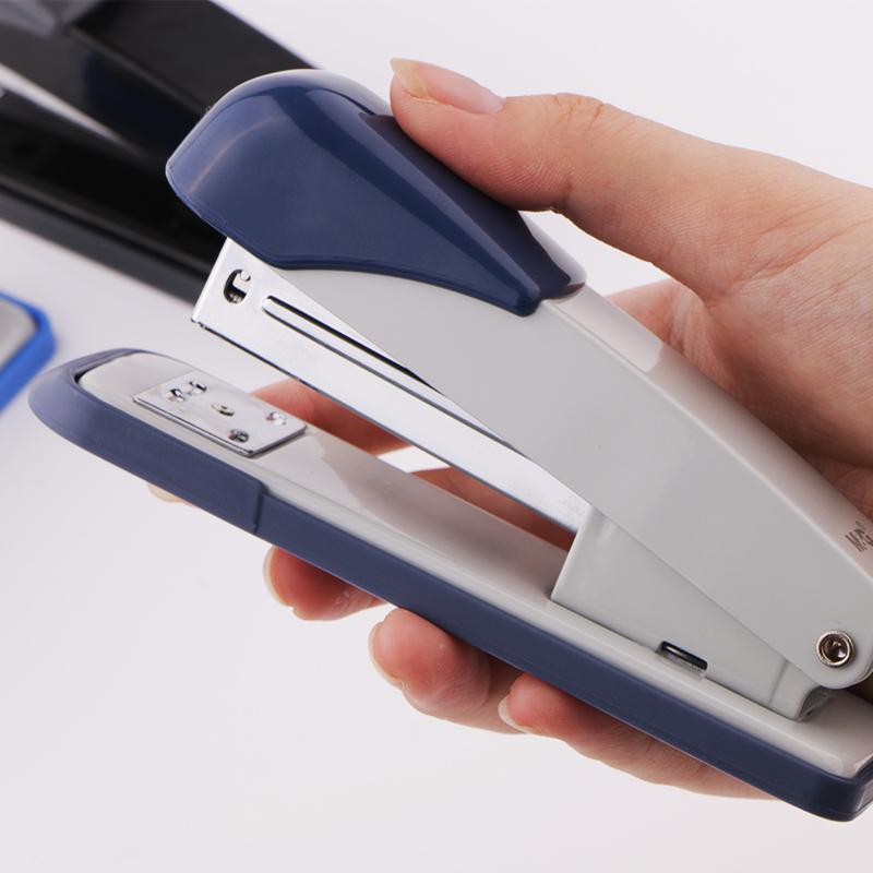晨光订书机中号标准型12号学生订书器手动装订机办公文具用品包邮