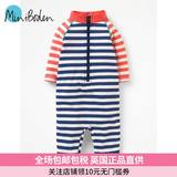 Mini Boden British Children's Clothing 2018 Swimsuit New Kids'Interesting Surfing Suit