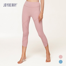 修身裸感Joyberry20女子瑜伽七分裤高腰紧身提臀EmbracePants