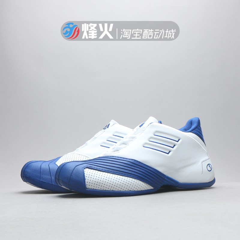烽火体育 Adidas TMAC 1 PACK 麦迪1 复刻 篮球鞋 EE6844 EE6843