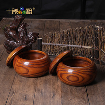 10 character Wood Other large jujube solid wood storage box can a pair of go anti-cracking natural grain