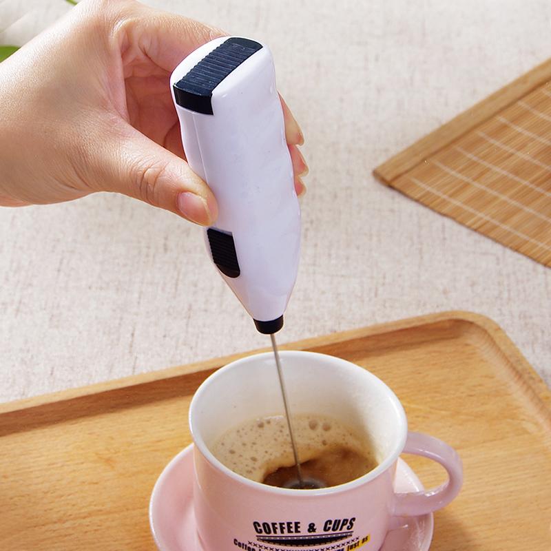 日本ECHO打蛋器家用烘焙奶油打发器搅拌器迷你手持电动鸡蛋搅拌棒