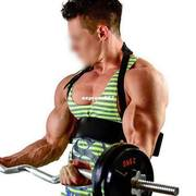New fitness accessories arm blaster musculus biceps blaster
